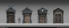 Znalezione obrazy dla zapytania viking architecture