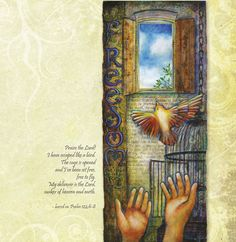 visual blessings: Look Inside my Book: Paintings, Prayers & Passages