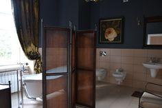 Łazienka w Apartamencie Palisandrowym