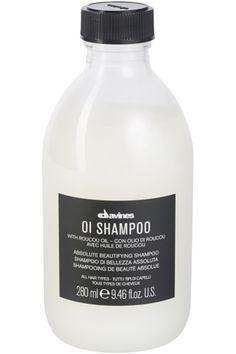 Birchbox : Davines - OI Shampoo - OI Shampoo