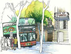 bus_protest http://www.ninajohansson.se/