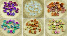 ✔ What's Hot Today: 30pcs Czech Glass Carved Leaf Flower Beads 7mm x 12mm https://czechbeadsexclusive.com/product/30pcs-czech-glass-carved-leaf-flower-beads-7mm-x-12mm/?utm_source=PN&utm_medium=czechbeads&utm_campaign=SNAP #CzechBeadsExclusive #czechbeads #glassbeads #bead #beaded #beading #beadedjewelry #handmade