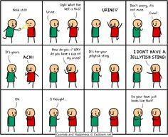 Cyanide and Happiness comics!!