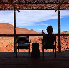 "May: Our Top Ten Images from Instagram. Here, ""Damaraland Camp: As rich in character as it is in colour."" #Namibia #desertdreaming Top Ten, Wilderness, Safari, Africa, Outdoors, Camping, Colour, River, Nature"