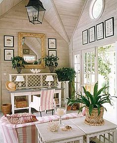 This is a pretty room.