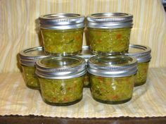Sweet and Snappy Zucchini Relish - Small Batch from Food.com: This is the best relish I have ever had. I use my food processor to chop. This is another small batch recipe. So, try it and see if you like it too.