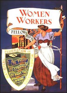 Hayes Peoples History: Mary Macarthur National Federation of Women Workers