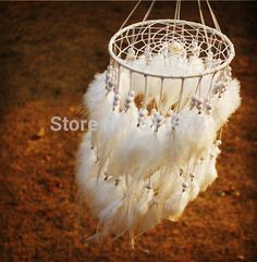 Cheap feather hook, Buy Quality gifts for elderly ladies directly from China gift artical Suppliers: 2015 New Hot white Dreamcatcher Wind Chimes Indian Style Feather Pendant Dream Catcher GiftDream Catcher - Nightma