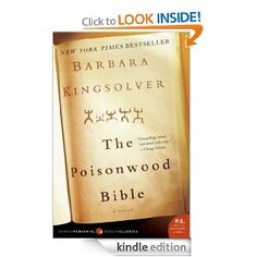 On sale today for $1.99: The Poisonwood Bible by Barbara Kingsolver, 570 pages, 4.2 stars, 1632 reviews