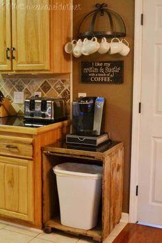 30 Extraordinary Creative and Graphic DIY Mug Storage To Beautify Your Kitchen  usefuldiyprojects.com decor (21)