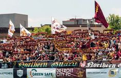 Detroit FC: Tickets for the upcoming season now are on sale.