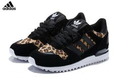 buy popular 6cdb2 2106e Buy Womens Core BlackLeopardFtw White Adidas Originals ZX 700 Shoes For  Sale Super Deals from Reliable Womens Core BlackLeopardFtw White Adidas  ...