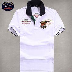 cheap ralph lauren online Paul & Shark Men's Polo Shirt White Pique http://www.poloshirtoutlet.us/