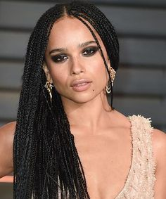 The last time I had box braids was around the summer of '97. I didn't hate them, but I didn't love them (granted, this might have been due to the very '90s bobbed length I was forced to get), but after seeing my cousin pull a braid straight out of...