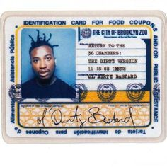 Ol' Dirty Bastard, Return to the 36 Chambers: The Dirty Version (1995) - The 50 Best Hip-Hop Album Covers   Complex UK