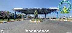 Trabzon Havalimanı Sanal Tur Uygulaması