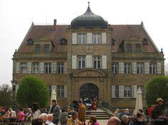 Die Raumfee: Gartenlust auf Schloß Dürrenmungenau bei Roth // Gardenmarket at the castle Dürrenmungenau near Roth