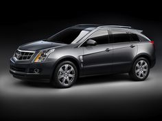 2012 Cadillac SRX.  basically my favorite car on the road right now.