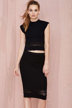 Riley Knit Skirt