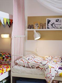 Charme vintage. #camas #decoração #IKEAPortugal