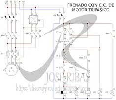 Esquemas de lógica cableada : Arranque e inversión de motores trifásicos - Disseny Producte | Desarrollo Web SEO Digitalización Automatización