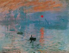Despierten (Claude Monet - #Amanecer)