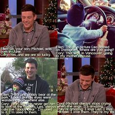 Cory Monteith ❤ @cory.monteith.1982 +First AU of Mon...Instagram photo | Websta (Webstagram)