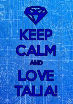 Talia!
