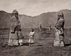 """matteoricci: John Thomson: The Ming Tombs in Nanjing, From """"Illustrations of China and its People"""", published in London, ANCIENT GIANTS Nanjing, Ancient Mysteries, Ancient Artifacts, Ancient Aliens, Ancient History, European History, American History, Monuments, Ghost In The Machine"""