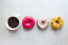 ニューヨークのドーナツとコーヒーの組み合わせを提案するスペシャリティストア「ダンボ ドーナツ アンド コーヒー(DUMBO Doughnuts and Coffee)」が9月22日、麻布十番にオープンする。