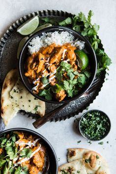 Indian butter chicken @ easy quick tasty delicious recipes р Indian Cheese, Comida India, Indian Butter Chicken, Easy Indian Recipes, Indian Dishes, Vegan Dishes, Healthy Snacks, Chicken Recipes, Rice Recipes