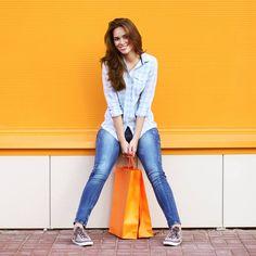 Im Laden sind wieder lange Schlangen vor den Umkleidekabinen und man möchte einfach nur wissen, ob diese eine Jeans passt? So findet man es heraus, ohne sie anzuprobieren.