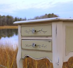 End Table - Coast to Cottage - Painted Furniture