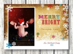 Hey, I found this really awesome Etsy listing at https://www.etsy.com/listing/211009626/photo-christmas-card-printed-rustic