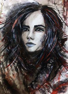 Bianca Paraschiv Drawings ♠
