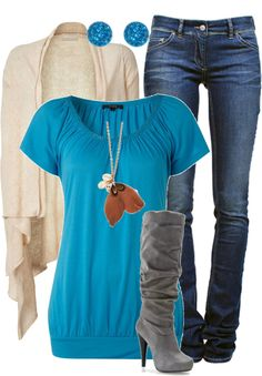 """Drape Cardigan"" by mandyful on Polyvore"