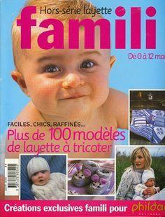 Photo : Knitting Books, Crochet Books, Knitting For Kids, Baby Knitting, Knit Crochet, Picasa Web Albums, Knitting Magazine, Baby Wearing, Crochet Clothes