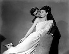 Ava Gardner and Robert Walker in One Touch of Venus