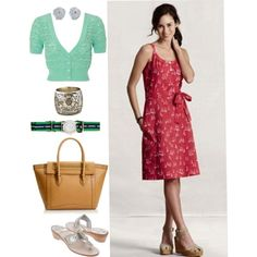 OOTD 5/31/12, created by jlcl119 on Polyvore
