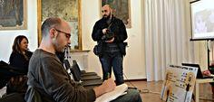 """Una serie di quadri immaginari ma realistici per """"La scelta"""" di Giovanni Dozzini. Lo scrittore umbro ci trasporta nella magia di un'Isola Maggiore deturpata dall'orrore nazista."""