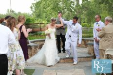 Wedding Photography, Colorado Wedding, Randall Olsson Photography, Bride and Groom, wedding ceremony, Hudson Gardens Wedding