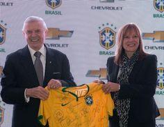 Canadauence TV: Chevrolet é a nova patrocinadora da seleção brasil...