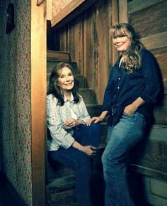 Loretta Lynn and Sissy Spacek