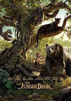 The Jungle Book (2016) | Artwork