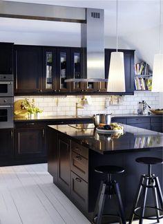 Ikea Modern Kitchen Cabinets gray kitchens:easy on the eye kitchen ikea kitchen grayikea