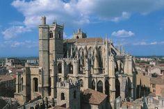 Cathédrale Saint-Just (Narbonne) - Tripadvisor Religious Architecture, Gothic Architecture, Strasbourg, Bourges, St Just, Carcassonne, Amiens, Reims, Rouen