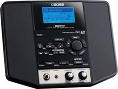 Shop Boss-eBand-JS-8-Audio-Player-with-Guitar-Multi-Effects - On Sale