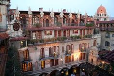 The Mission Inn is one of the most beautiful historical Hotels in Southern, California...Christmas is the best time to visit, it has the best light show I've ever seen; however, anytime is a good time...