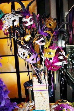 Cirque Du Soleil Party Ideas