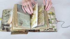 Eco Print Travel kit style journal